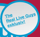 The  Real Live Guys exklusiv!